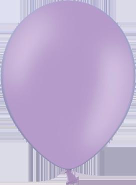 Fashion Spring Lilac Latexballon Rund 11in/27.5cm