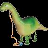 Airwalker Brontusaurus