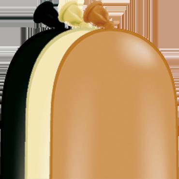 Modellierballons Charakter