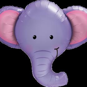 Folienballon Elefant