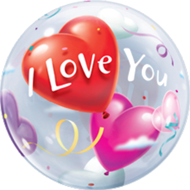 Bubble, I love you