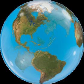 Bubble, die Erde
