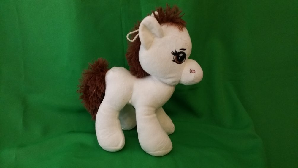 Phantasy-Pferd in Weiß