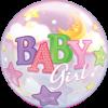 Bubble, zur Geburt, Baby Girl
