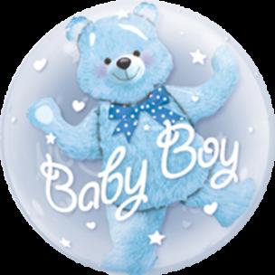 Double Bubble Baby Boy