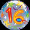 Bubble mit einer 16