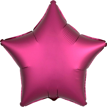 Folienballon Ballonstern
