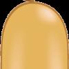Modellierballon Gold 260Q