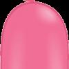 Modellierballon Rosa 260Q
