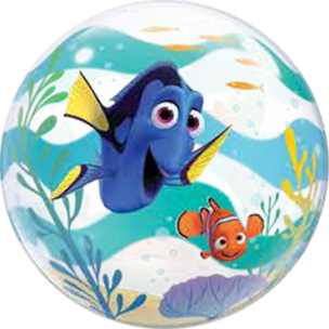 Bubble, findet Dory