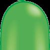 Modellierballon Hell Grün 260Q