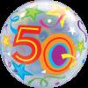 Bubble mit einer 50
