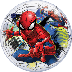 Bubble, Spiderman