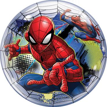 Bubble, Spiderman