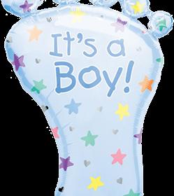 "Folienballon ""its a Boy!"""