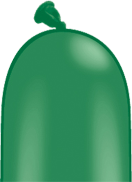Modellierballon Grün 260Q
