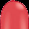Modellierballon Rot 260Q
