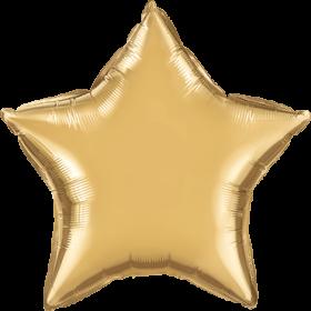 Stern in Chrome-Gold