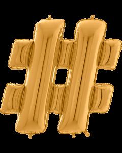 Buchstabe ' in Gold