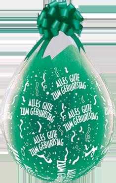 Geschenkballon-Alles Gute zum Geburtstag