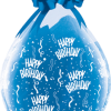 Geschenkballon-Happy Birthday