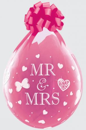 Geschenkballon-MR-MRS