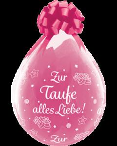 Geschenkballon-Zur-Taufe-alles-Liebe