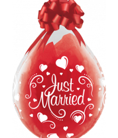 Geschenkballon-just-Married