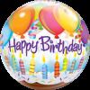 Bubble Happy Birthday