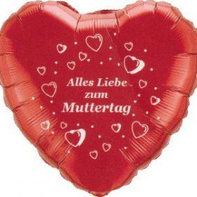 Folienballon Alles Liebe zum Muttertag
