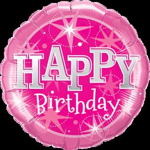 Geburtstagsballons für Frauen